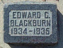 Edward Carl Blackburn