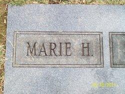 Marie H. <I>Thieme</I> Schwaebe