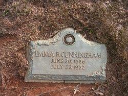 Emma <I>Bogajski</I> Cunningham