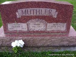 Glenn E Muthler