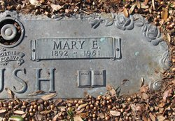 Mary Elizabeth <I>Joplin</I> Bush