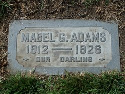 Mabel G. Adams