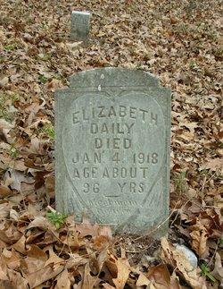 """Elizabeth """"Lizzie"""" <I>Swindell</I> Daily"""
