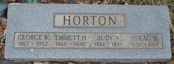 Isaac N Horton