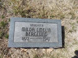 Milda Emelia Ahlberg