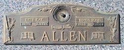 Edna Mae <I>Pendleton</I> Allen