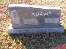 Willa Dean <I>Vann</I> Adams