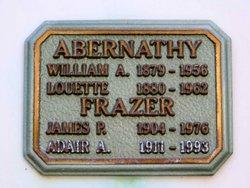 Louette Margaret <I>Hudgens</I> Abernathy
