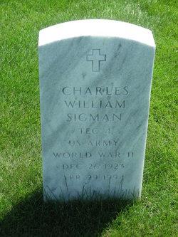 Charles William Sigman