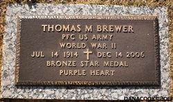 Thomas Morgan Brewer