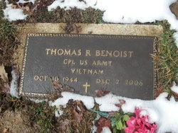 Thomas Ray Benoist