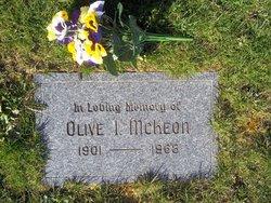 Olive I. McKeon