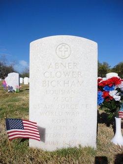 Abner Clower Bickham