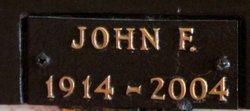 John Franklin Swanay
