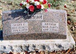 Mary Catherine <I>Wilson</I> Bright