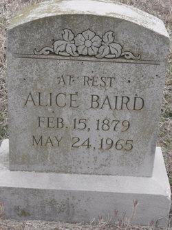 Alice Baird