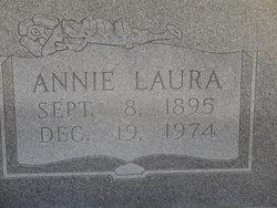 Annie Laura <I>Peveto</I> Andrews