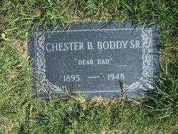 Chester Benten <I>Woods</I> Boddy, Sr