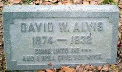 David Wilson Alvis