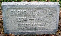 Elsie Jane <I>Anderson</I> Alvis