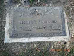 Leslie Monroe Folkland