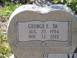 """George """"Dunie"""" Murphy, Sr"""
