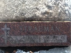 Dorothy P. Strauman