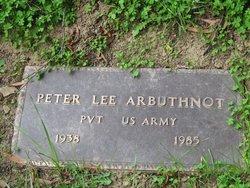 Peter Lee Arbuthnot