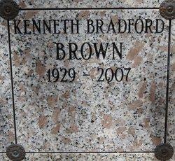 Kenneth Bradford Brown