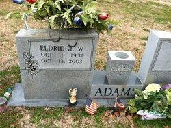 Eldridge W. Adams