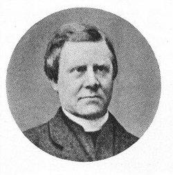 Rev Edward Caswall