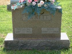 Theodore Rudolph Sackett