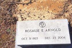 Rosalie <I>Earp</I> Arnold