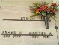 Frank H. Strick