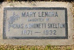 Mary Lenora Skelton