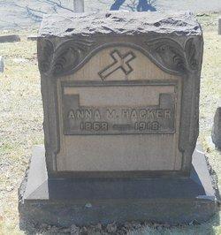 Anna M Hacker