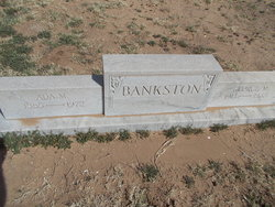 Ada Modenia <I>Pierce</I> Bankston