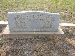 Alice Adelia <I>Ward</I> Bandy