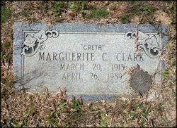 "Marguerite ""Greta"" <I>Cook</I> Clark"
