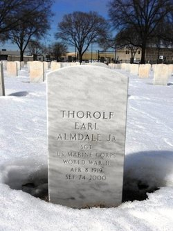 "Thorolf Erling ""Earl"" Almdale, Jr"