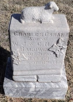 Charles Osman Baldwin