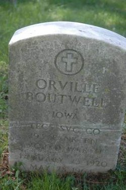 Orville Boutwell