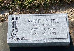 Rose <I>Peloquin</I> Pitre