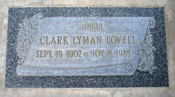 Clark Lyman Lovell