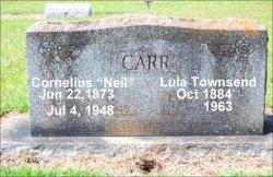 """Cornelius """"Neil"""" Carr"""