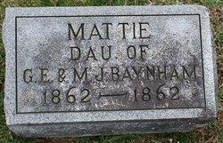 Mattie Baynham