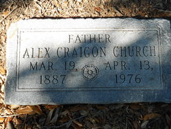 Alex Craigon Church