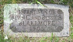 Infant Blakemore
