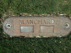 Sallie Belle <I>Blanchard</I> Clover