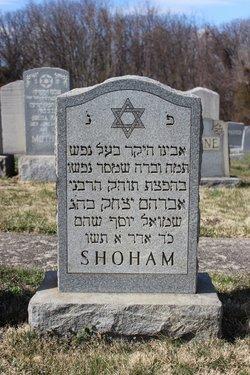 Abraham Isaac Shoham